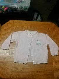 Girls Sweater - Size 6-9 Months Barrie