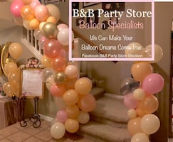 Balloon decorations - anything balloon wise we can create