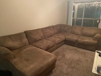 FREE Large Sectional Sofa Couch