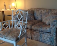 Loveseat and matching chair Hampstead, H3X 3H5
