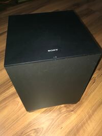 Sony SA-WCt2060H Wireless Subwoofer