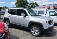 2016 Jeep Renegade 4x4 Latitude with LOW MILES!!! Elkridge