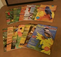 Lot of 16 Birds & Blooms and Birds & Blooms Extra Mags from 2018/2019 Las Vegas, 89121