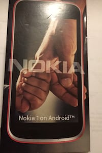 Nokia 1on Android 8.1