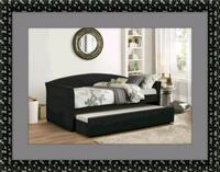 Black Daybed with mattress Prince George's County