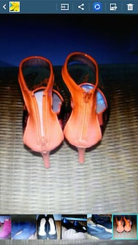 Brand New 4.5 Ankle strap Heels Hagerstown, 21740