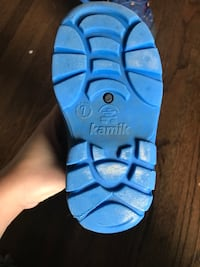 Toddler size 7 Kamik winter boots  Calgary, T2A 1Y3