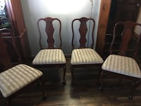 Set of 4 Chairs Oro-Medonte, L0L