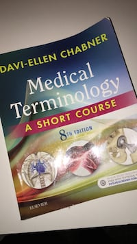 Medical Terminology Textbook Edmonton, T5E