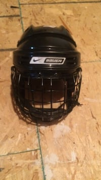 Black Hockey helmet Vaughan, L6A 1J4