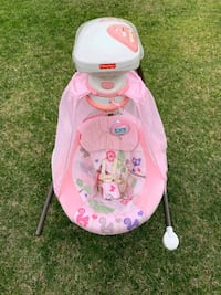 baby's pink and white bouncer Phoenix, 85016