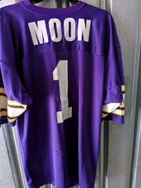 Warren Moon Vikings jersey excellent like new condition North Fort Myers, 33903