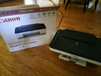 Canon wireless all in one printer Akron, 44320