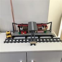 Lego City Train Station #60050 Markham