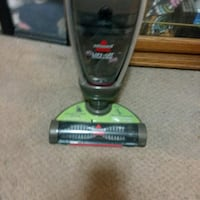 black and gray Bissell upright vacuum cleaner West Allis, 53214