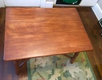1940's Boone Trail solid maple dining table Norfolk, 23505