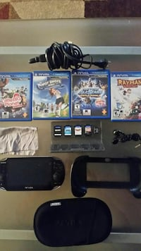 PS Vita touch with wifi