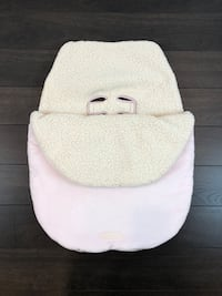 JJ Cole Car Seat Winter Cover