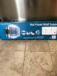 FLAT PANEL WALL SUPPORT