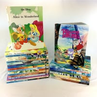 Lot 26 Walt Disney Books Classic Storybook Collection Mouse Works Twin Gallery Port Colborne