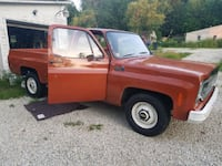 Chevrolet - pick up - 1975 New Franklin