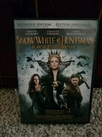 Snow White @The Huntsman dvd