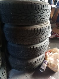 WINTER TIRES! New condition! Whitby, L1P 1T2