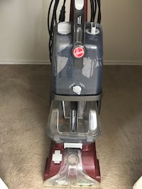 black and gray upright vacuum cleaner Houston, 77088