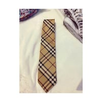 Burberry brown tie nwnt Toronto, M3L 2G2