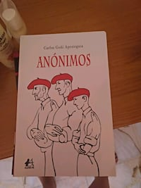 Anonimos  Madrid, 28027