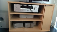 IKEA tv stand appliances not included Length 18 1/2 width 33 Height 21 Oakville, L6K
