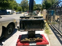 black and gray gas grill San Jose, 95122
