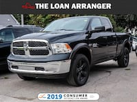2015 Dodge Ram 1500 with 91,526km and 100% Approved Financing Toronto