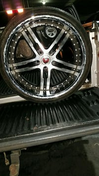 chrome rims  Birmingham