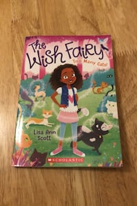 The wish fairy book Whitby, L1P 1B7