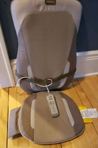 Homedics massage seat