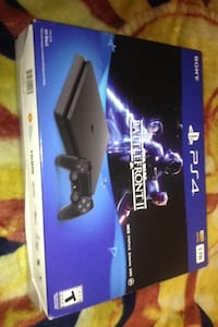 black Sony PS4 console with controller Oakland, 94621