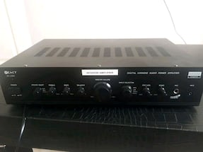 REACT AV-2305 KARAOKE AMPLIFIER