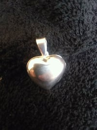 925 heart locket Brampton, L6W 1G8