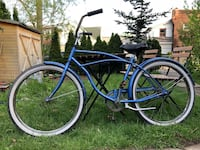 Blue male cruiser bike Toronto, M6H