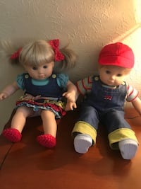 American Girl Bitty Twins (Like New) Dallas, 75254