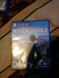 PS4 Watch Dogs 2 game case New Orleans, 70128