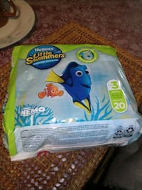 Diapers size 3