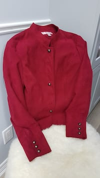 Real Suede Jacket Vaughan, L6A 1C6