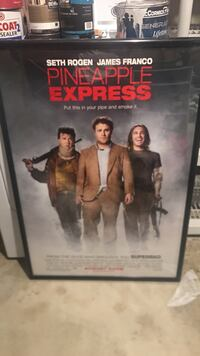 48 x 36 Movie Poster, Framed Germantown, 20874