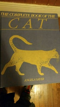 The Complete Book Of The Cat  Barrie, L4N 2P3