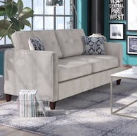 Gray couch, great quality! Falls Church, 22046