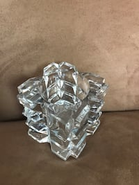 Crystal votive candle holders  New York, 11364
