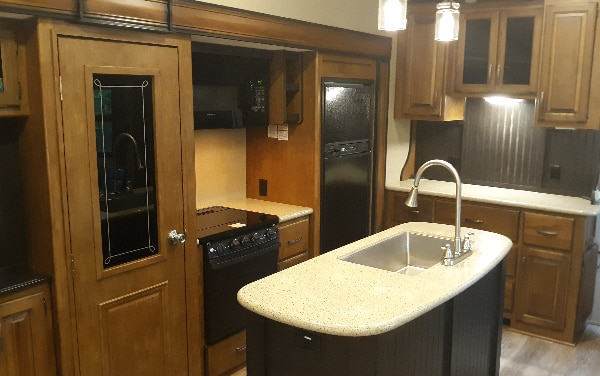 Used Grnd Design Reflection RV(5th Wheel) for sale in New
