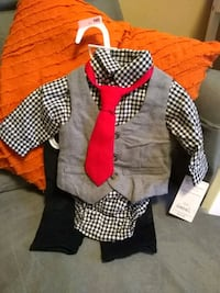 Newborn outfit Rockwell, 28138